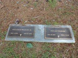 Paula C Wilkins