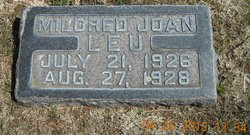 Mildred Joan Leu