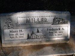 Frederick A. Miller