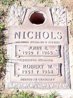 John E Nichols