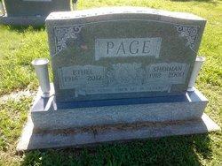 Sherman Page