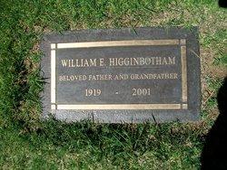 """William Edward """"Willie"""" Higginbotham"""