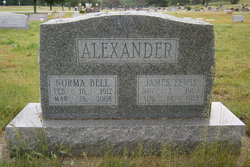 Norma <I>Bell</I> Alexander