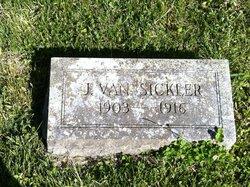 J Van Sickler