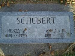 Alvina M. <I>Hansen</I> Schubert