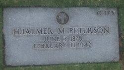 Hjalmer M Peterson
