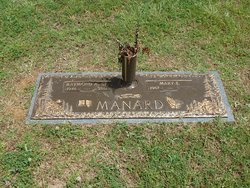 Raymond Arnold Manard, Sr