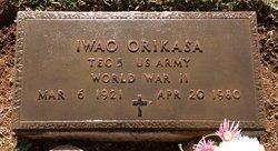 Iwao Orikasa