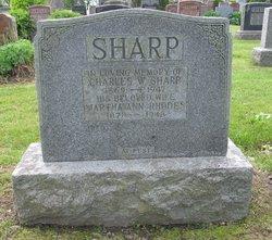 Martha Ann <I>Rhodes</I> Sharp