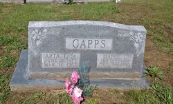 Arta E. Capps, Sr