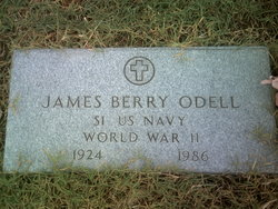 James Berry Odell