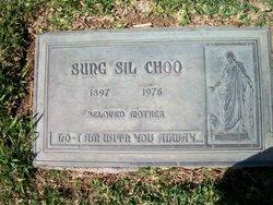 Sung Sil Choo