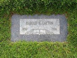Harold G. Layton