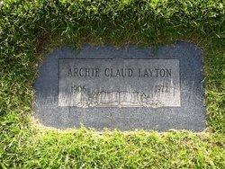 Archie Claud Layton