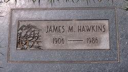 James M Hawkins