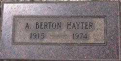 A Berton Hayter