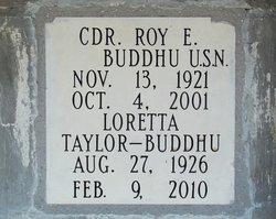 Loretta <I>Taylor</I> Buddhu