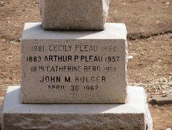 """Annette Cecily """"Cecilia"""" <I>Bulger</I> Pleau"""