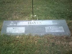 Fannie Hayes