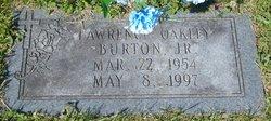 Lawrence Oakley Burton, Jr