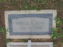 Donald A. Craig