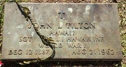 John Leander Tilton