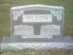 George E Olson