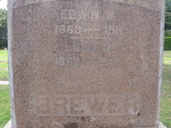 Edwin Wellington Brewer