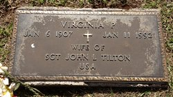 Virginia P Tilton
