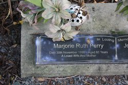 Marjorie Ruth Perry