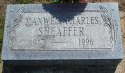 Maxwell Charles Sheaffer