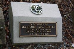 Marjorie MacKerell