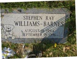 Stephen Ray Williams-Barnes