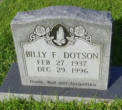 Billy Franklin Dotson