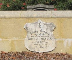 Pvt Arthur Meyers
