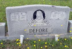Della Lee <I>Williams</I> Defore