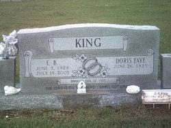 E B King