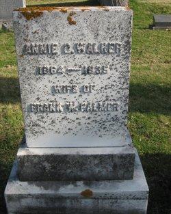 Annie O <I>Walker</I> Palmer