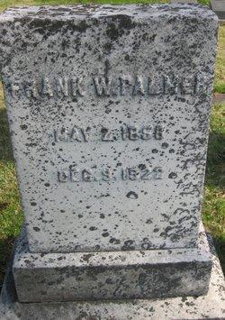 Frank W Palmer