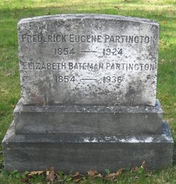 Elizabeth <I>Bateman</I> Partington