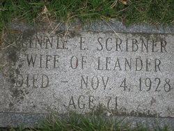 Linnie E <I>Scribner</I> Sawyer