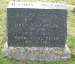William F Soule