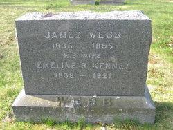 Emeline R <I>Kenney</I> Webb