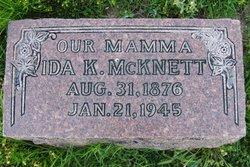 Ida K McKnett