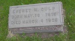 Everet M Culp
