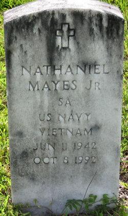 Nathaniel Mayes, Jr