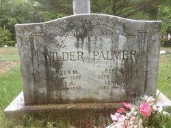 Simeon M Wilder