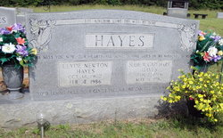Clyde Newton Hayes