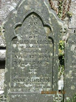 Richard John Hurdon