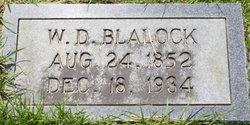W. D. Blalock